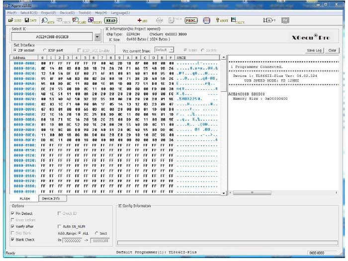eeprom hex files