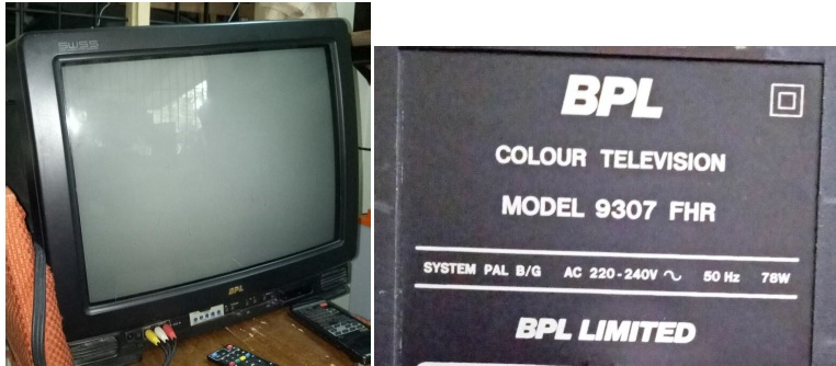 bpl tv repair