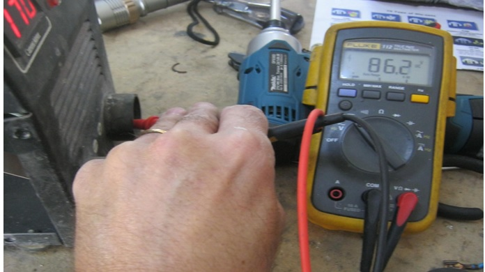 how to fix and repair welding machine