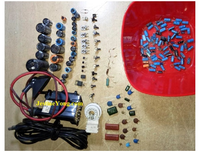 bad electronic components