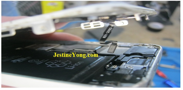 how to replace battery in iphone 5s