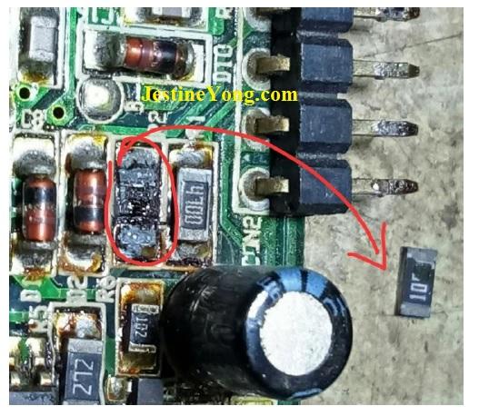 sip module in power supply repair