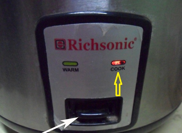 how to fix rice cooker