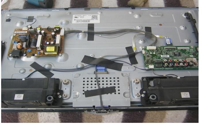 32 inch lg led tv repair