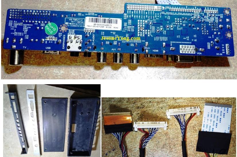 tv board accessories