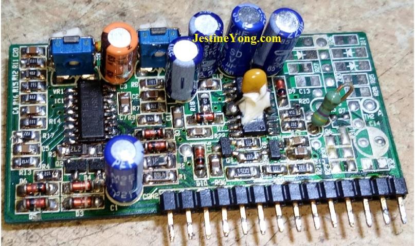 repairing sip module