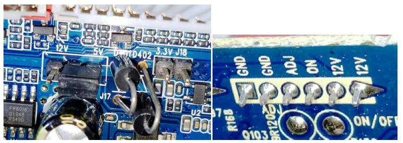 how to fix tv universal board