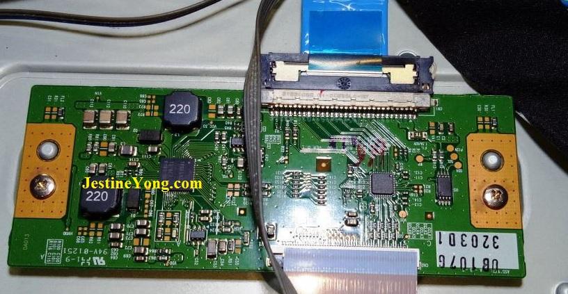 t-con board for lg tv