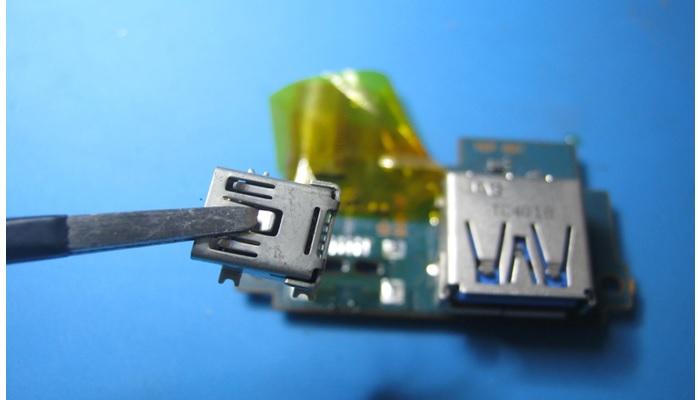 mini usb port replacement