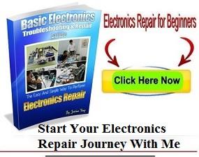electronics repair journey