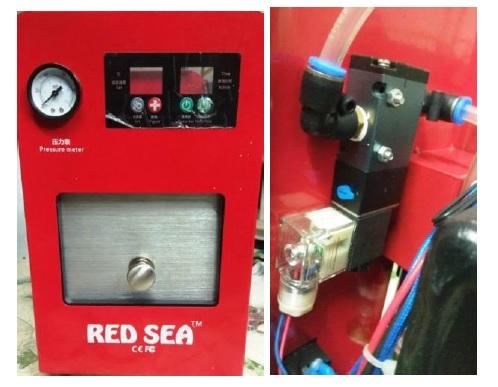 pressure monitor repair