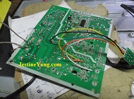 led tv smps modification