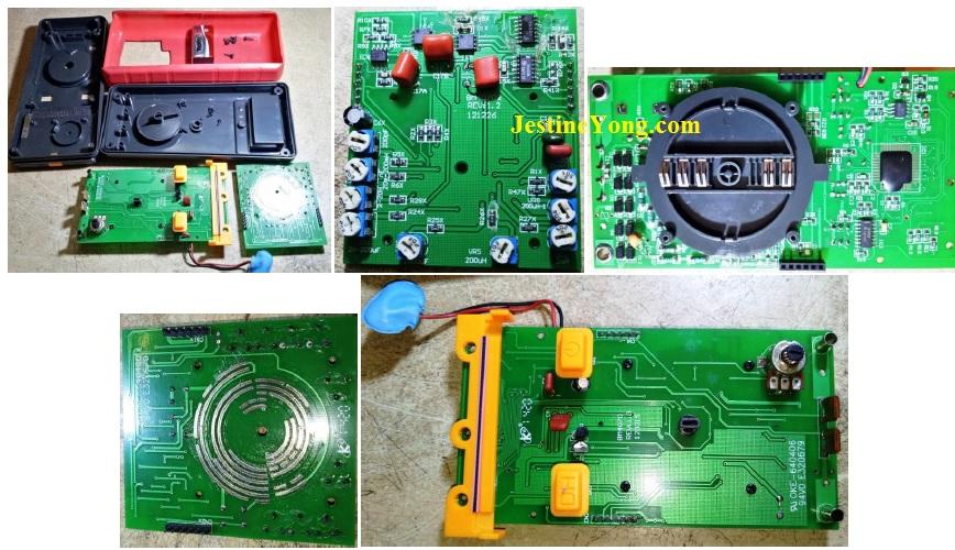 how to repair lcr meter