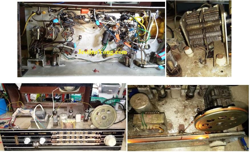 how to fix valve radio kreft
