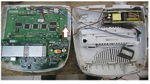 Heating Up and Shutting Down Problem In Massage Device Repaired