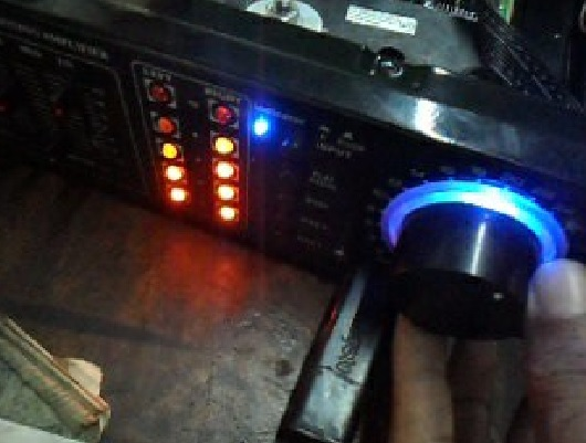 how to repair amplifier no sound in one channel