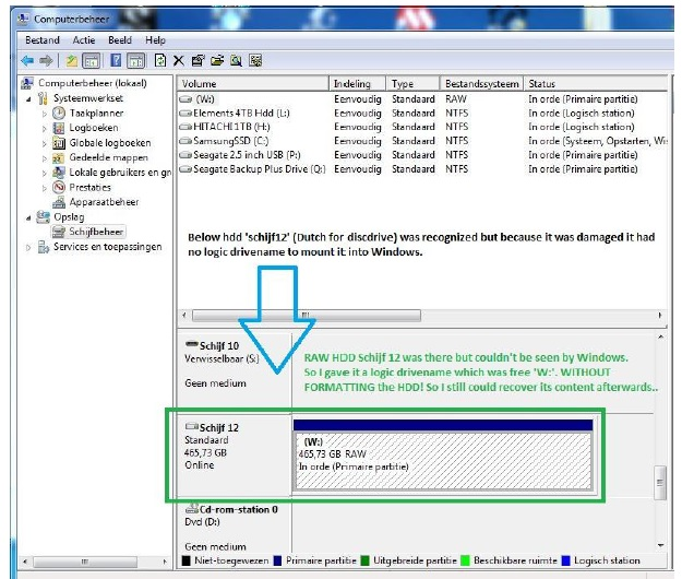 how to fix hard disk software