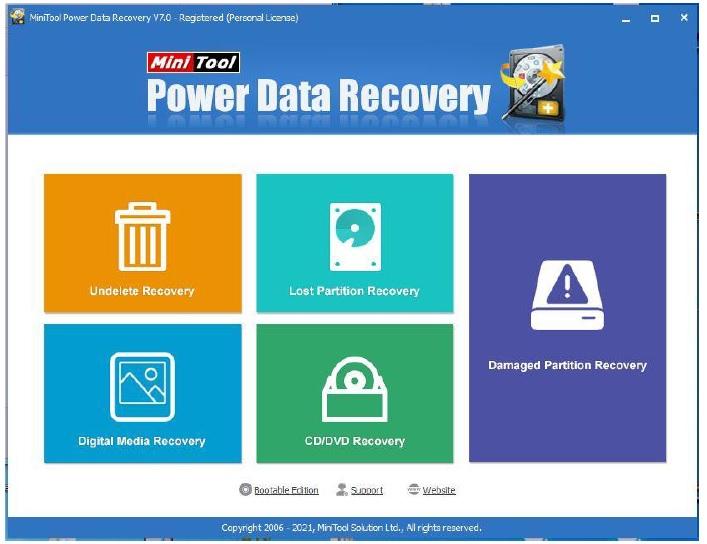 minitool power data recovery