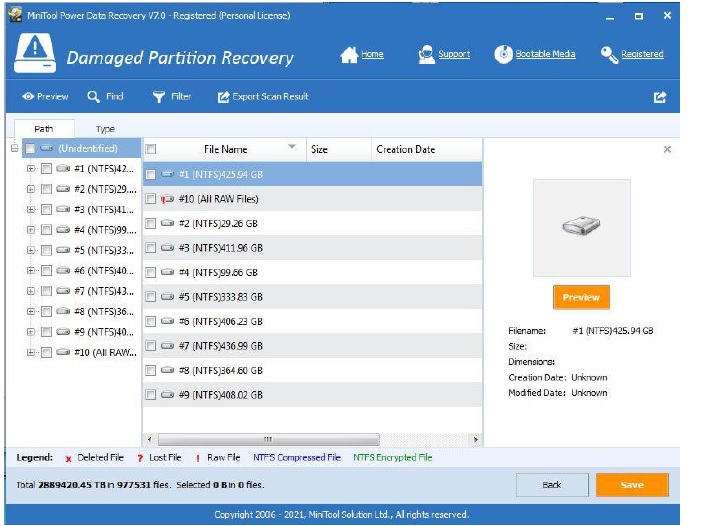 how to fix and repair hard disk using software