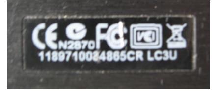hdd label