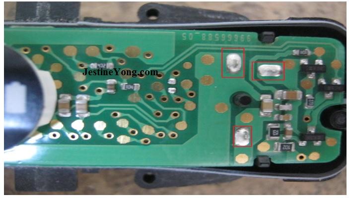 hair trimmer circuit board repair